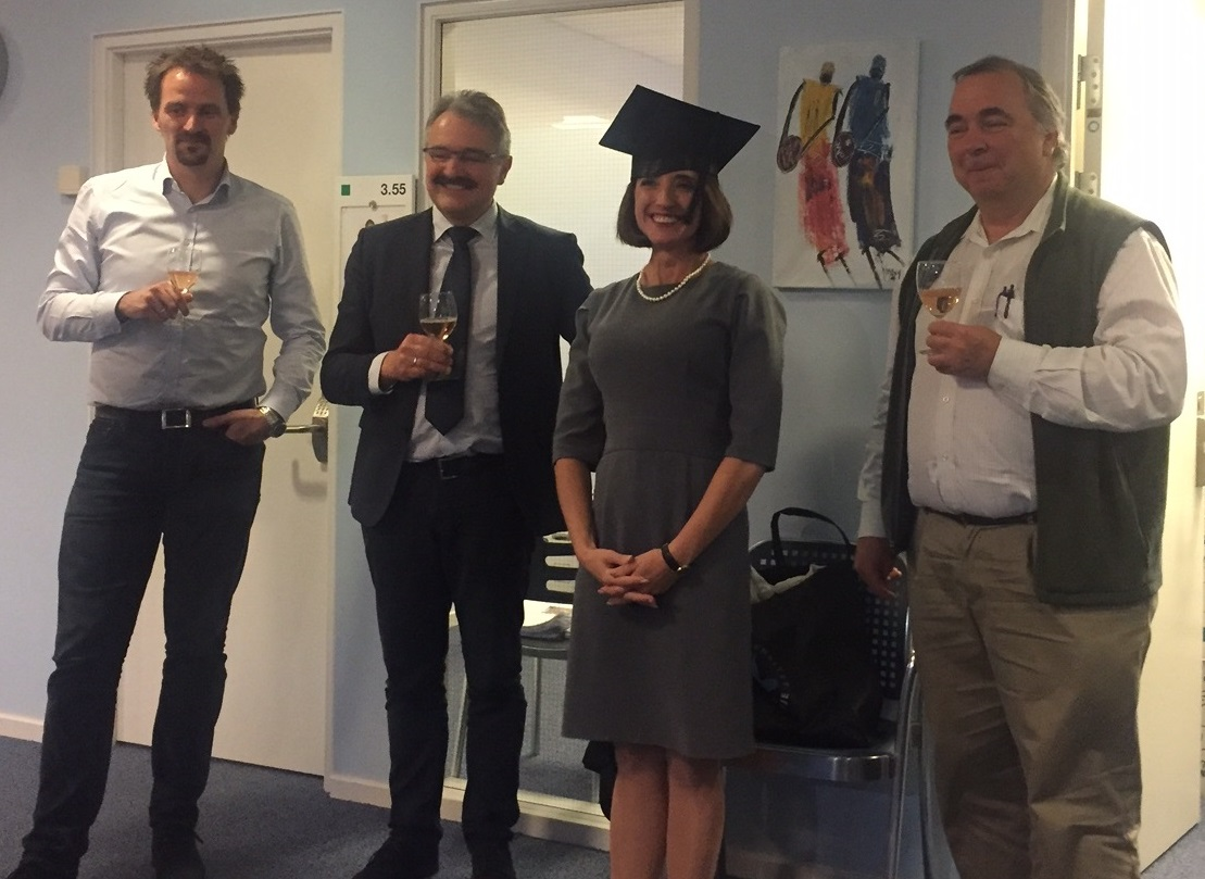 Succesful PhD defence: CMI congratulates Roslyn Layton with her thesis